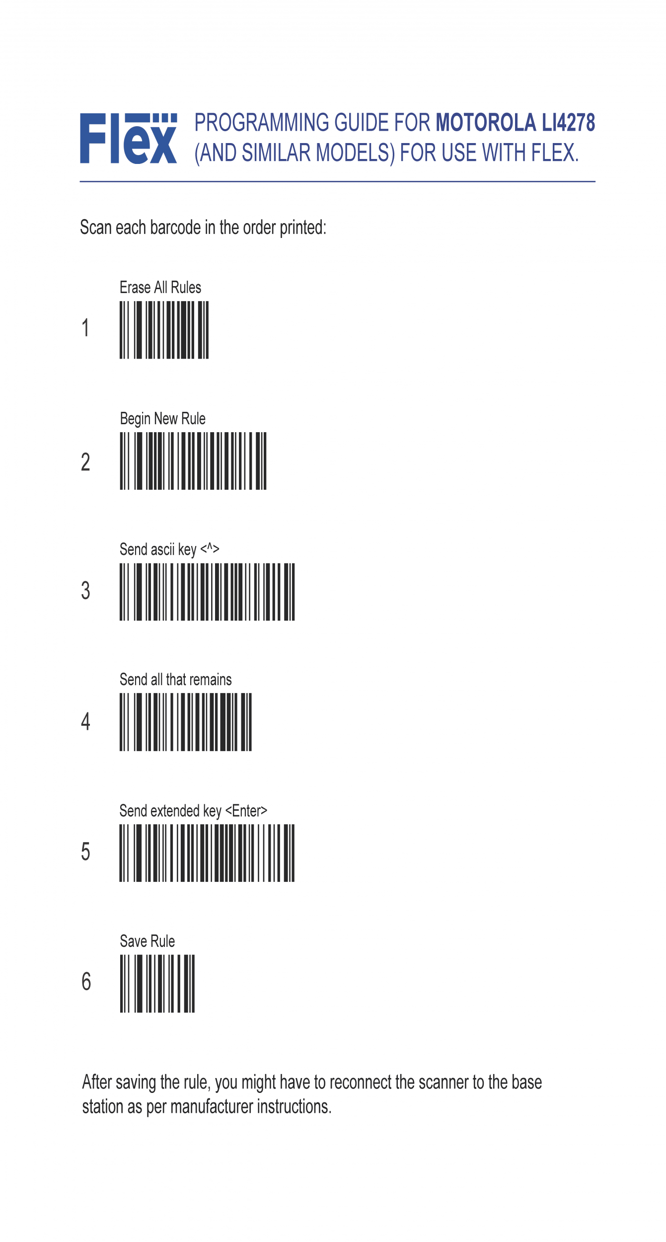 Symbol Barcode Scanner Instruction Manual Today Manual Guide