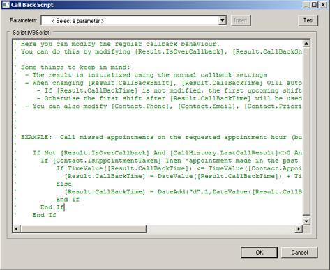 Defining callback scripts - Askiafield Assistant