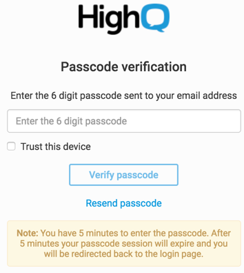 Activating an Account, Logging In & Resetting Passwords
