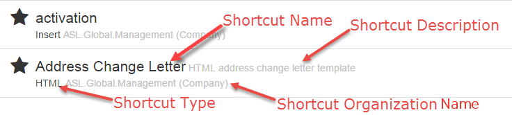 Customer care html training introduction to shortcut designer home page shortcut list spiritdancerdesigns Gallery