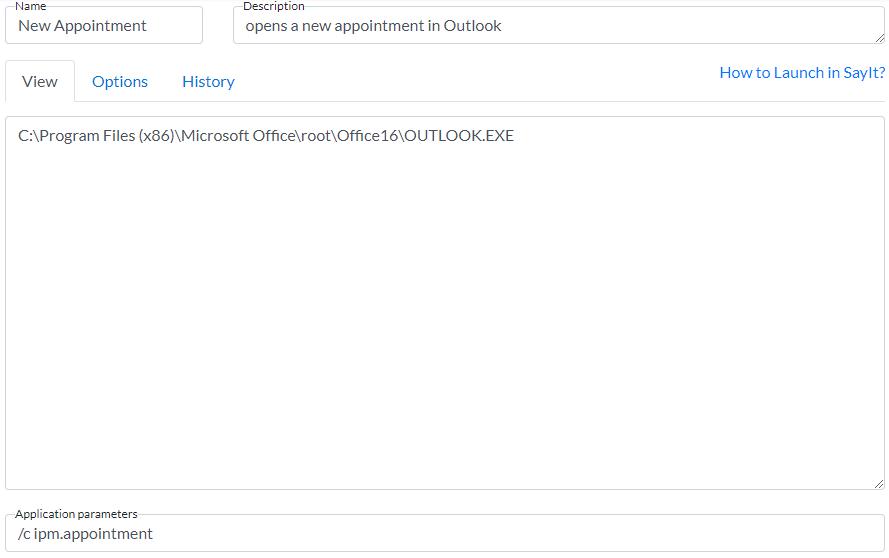 Shortcut Designer Help: Edit an Existing Shortcut - nVoq Support Center