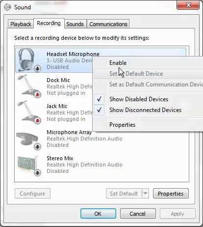 mac disable microphone
