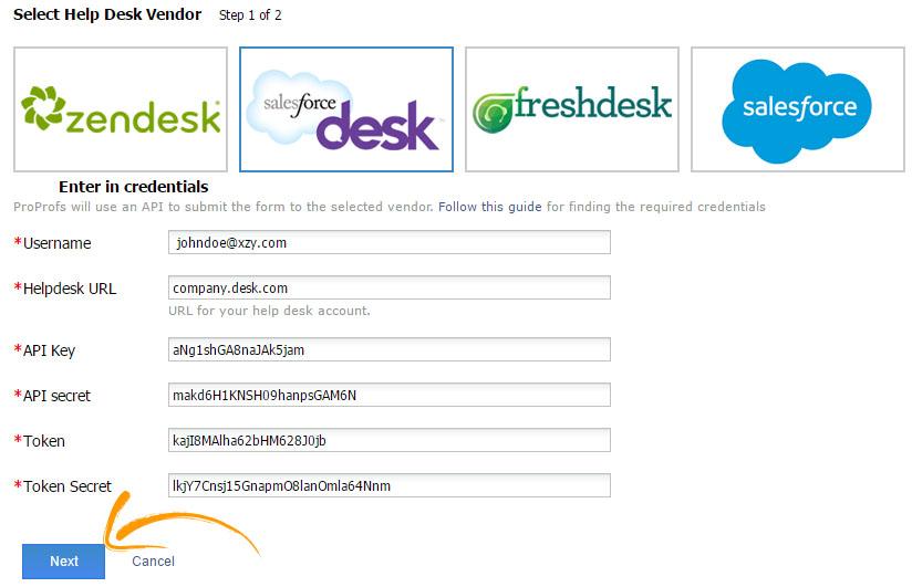 desk com integration with proprofs knowledgebase proprofs rh knowledgebase proprofs com