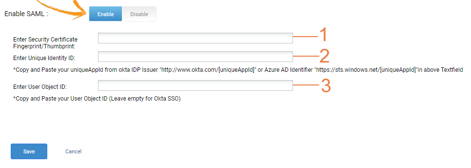 ProProfs Knowledge Base and Azure AD integration