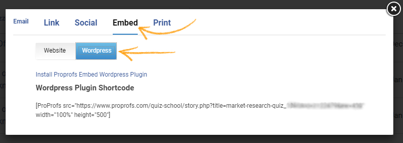 Wordpress Quiz Plugin - ProProfs Quiz Maker FAQs