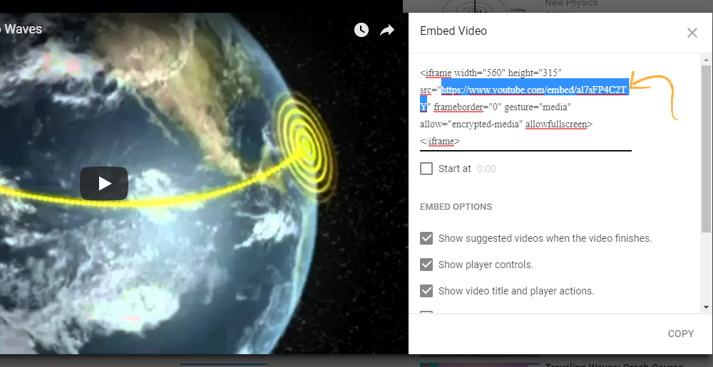 How to Embed Youtube Videos in a Quiz - ProProfs Quiz