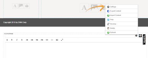 HTML Pro settings