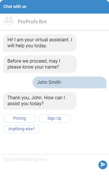 Live Chat Preview with Attribute