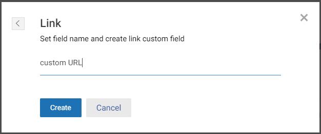 Name the custom field