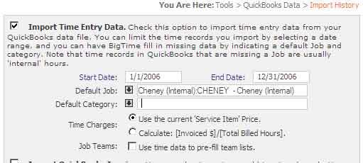 Timesheets | BigTime IQ Enterprise User Manual