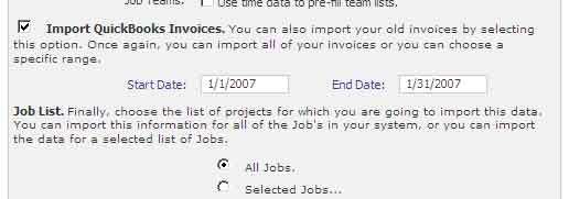 Invoices | BigTime IQ Enterprise User Manual