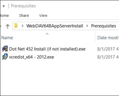 Windows webDAV - Workamajig App Server - Workamajig Online