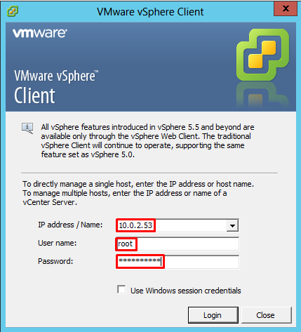 Installing Logsign SIEM on VMware with ISO file – Logsign