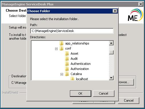 Installation on Windows - SDP help desk guide