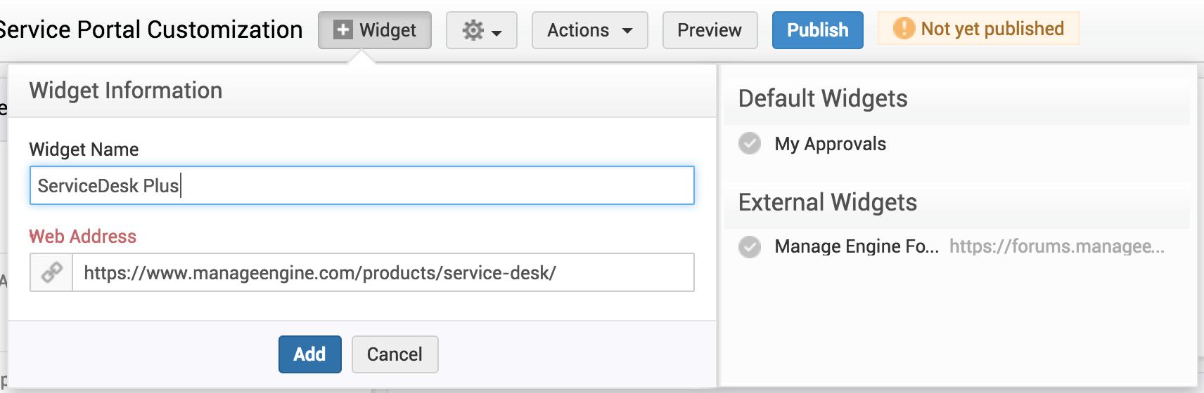 ServiceDesk Plus Administration Guide   SDP Help Desk Guide