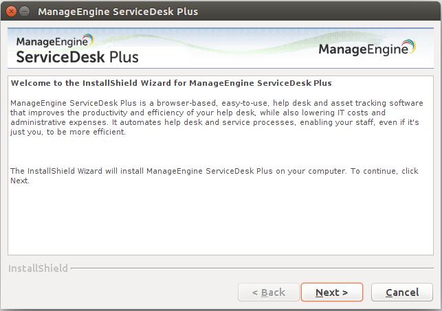Help desk software for Linux   Free download - SDP help desk guide