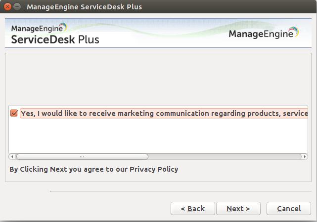 Help desk software for Linux | Free download - SDP help desk