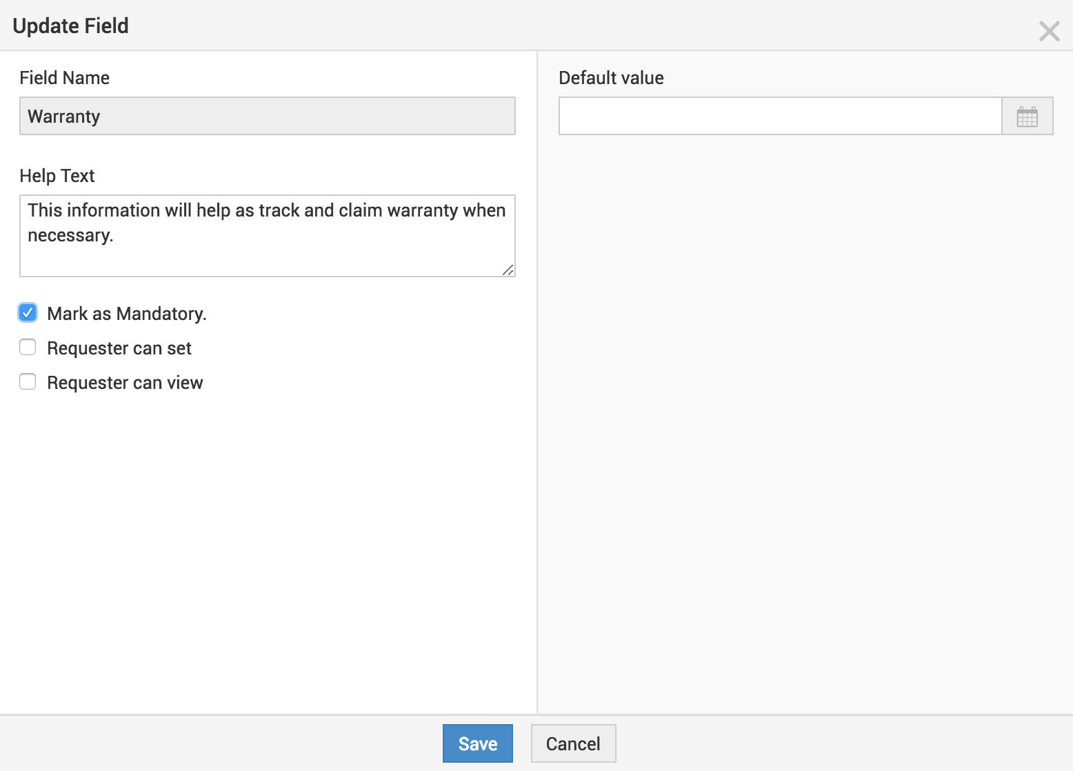 incident templates help desk customizer sdp help desk guide
