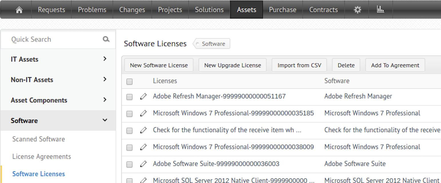 Add / Upgrade License - ServiceDesk Plus Cloud (SDP Ondemand)