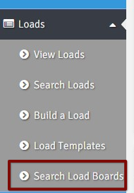 Carriers: Search Multiple Load Boards - And Match Your Empty