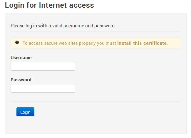 CensorNet :: User authentication explained - CensorNet